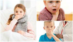 Симптомы аллергического кашля