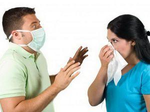Воздушно-капельные инфекции