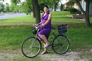 Допустима ли прогулка на велосипеде при беременности
