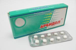 Анафеон имеет аналоги - Арбидол