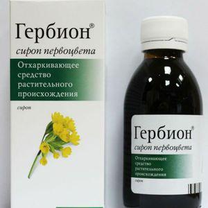 Описание отхаркивающих препаратов