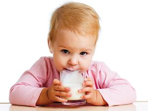 Аллергия на молоко у детей и диета