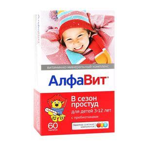 Витамины для маленьких детей