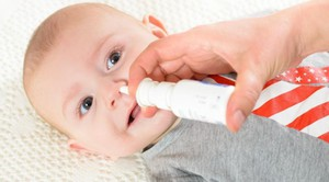 Правила промывания носа ребенку