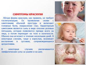 Что вызывает вирус краснухи