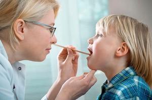 Как лечить заболевание горла