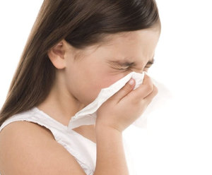 Повышнная температура при аллерги