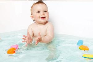 Как купать ребенка при болезни