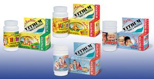 Комплексы витаминов для подростков