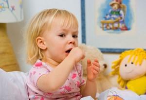 Как вылечить сухой кашель у детей