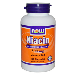 Таблетки Ниацин