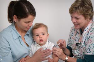 Вакцинация детей от ветрянки
