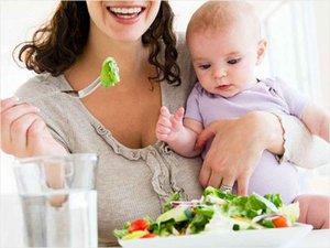 Строгая диета для кормящих