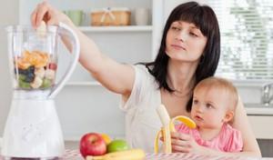 Как питаться после родов