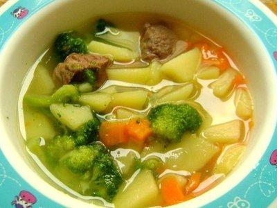 Суп для ребенка после 1 года