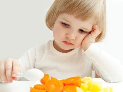 Кормление двухлетнего ребенка