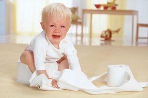 Виды диареи у детей