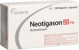 Капсулы неотигазон ля лечения кераоза